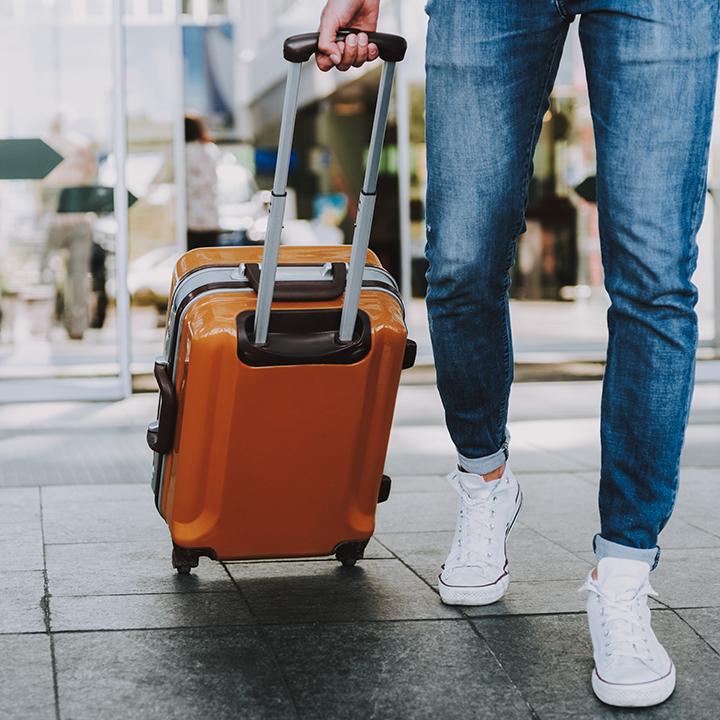 旅行者の健康をサポート